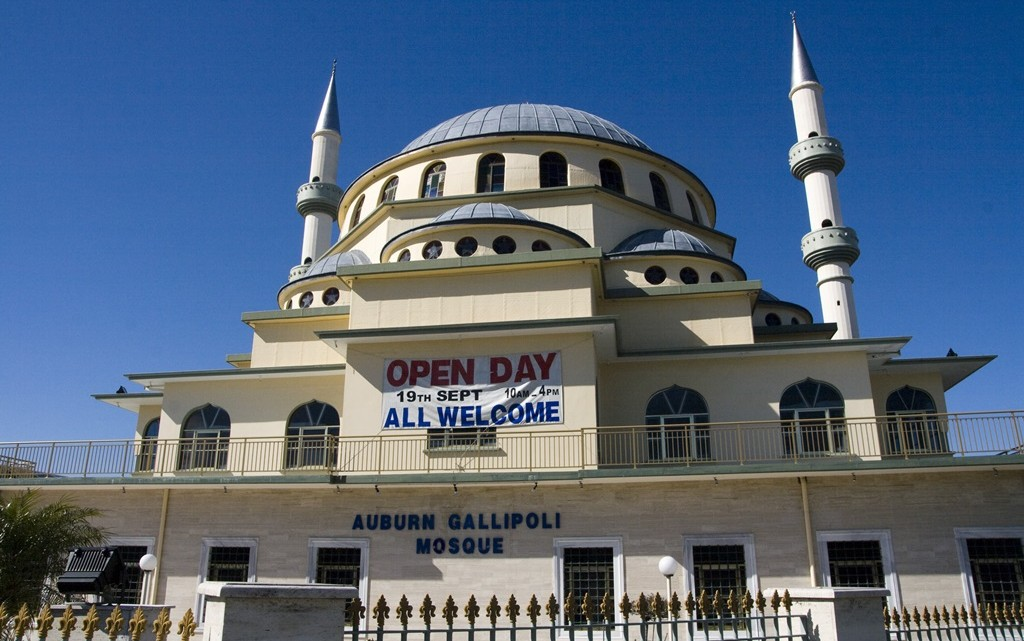 Gallipoli Mosque