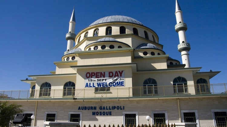 Gallipoli Mosque