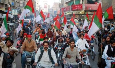 MQM Victory in Karachi