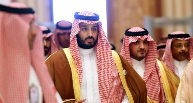 Saudi Deputy Crown Prince and Defense Minister Mohammed bin Salman announced a new Islamic coalition to combat terrorism.
