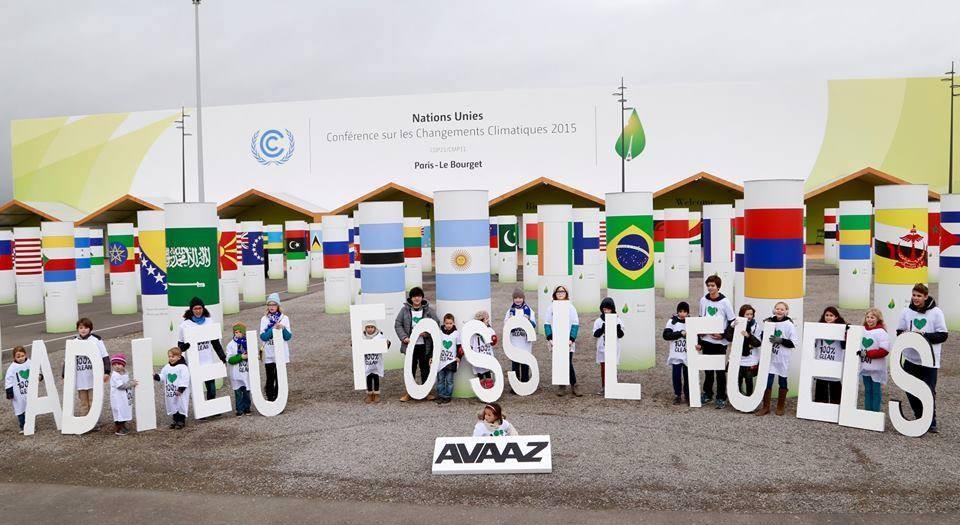 adieu fossil fuel