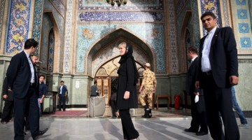 Australia eases official travel warning for Iran