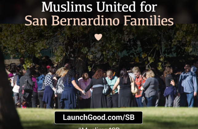 American Muslim raise over $100,000 for California shooting victims