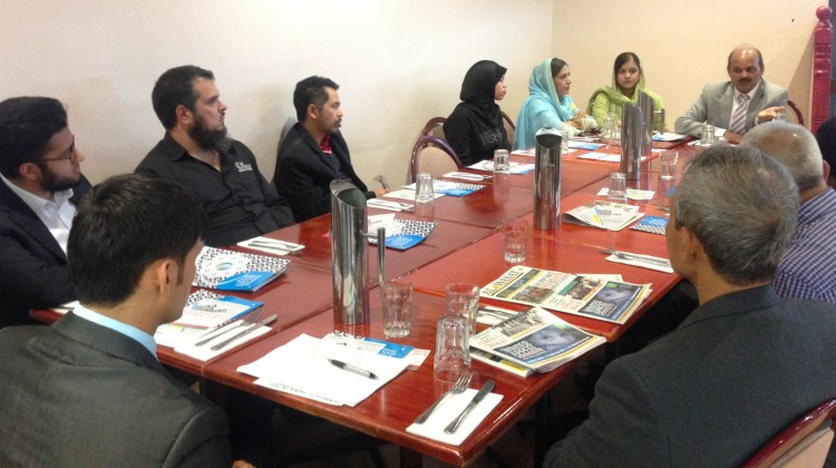 Meeting in Melbourne