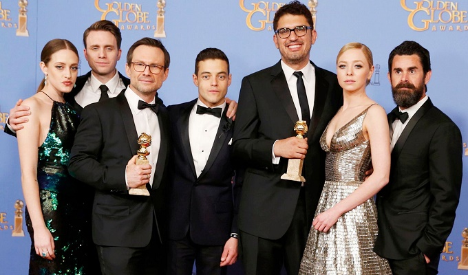 Mr. Robot wins for Best TV Drama