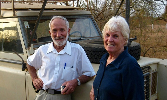 Australian couple Ken Elliot, a surgeon, and his wife Jocelyn, have run the Friends of Burkina Faso medical clinic in Djibo in the north of Burkina Faso since 1972. The pair were kidnapped by Islamist extremists four days ago. Photo: Rebekah Ziesmer Strand/Facebook