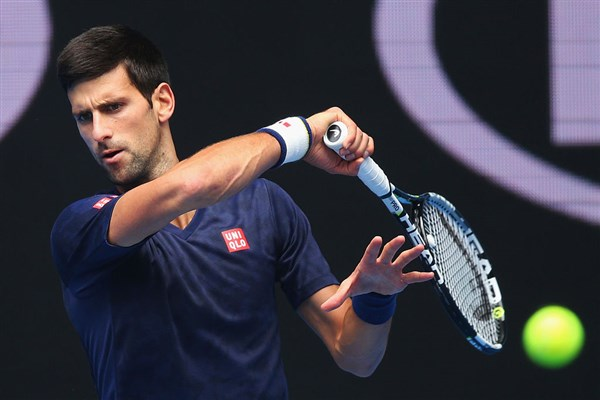 Djokovic downs Federer in Australian Open 2016: