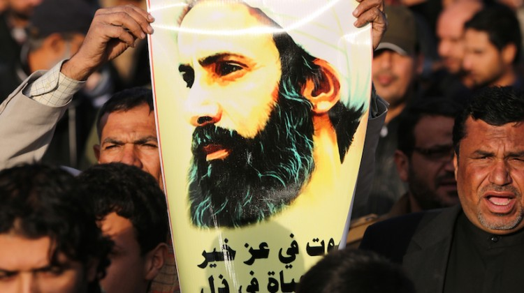 The execution of Nimr al-Nimr has brought the Middle East to a boiling point.