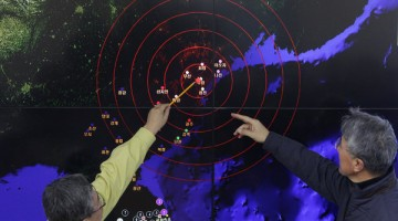 North Korea announced on Wednesday that it has tested a nuclear device, after reports of a non-natural earthquake near a previously-used test site.