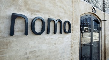 Photo of Danish restaurant Noma in Copenhagen