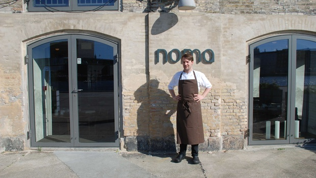 René Redzepi, the Danish chef and co-owner of the restaurant Noma, which has popped up in Sydney for 10 weeks.