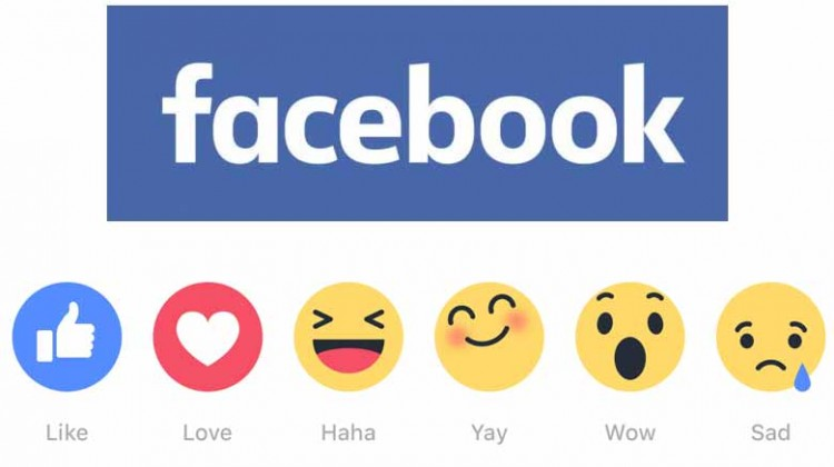 Facebook rolls out Reactions