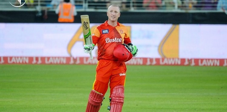 Australia's Haddin leads Islamabad to glory in PSL