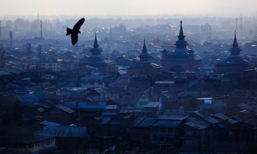 Kashmir Photo by Dar Yasin, AP