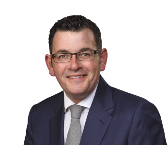 Premier Andrews - Formal head shot