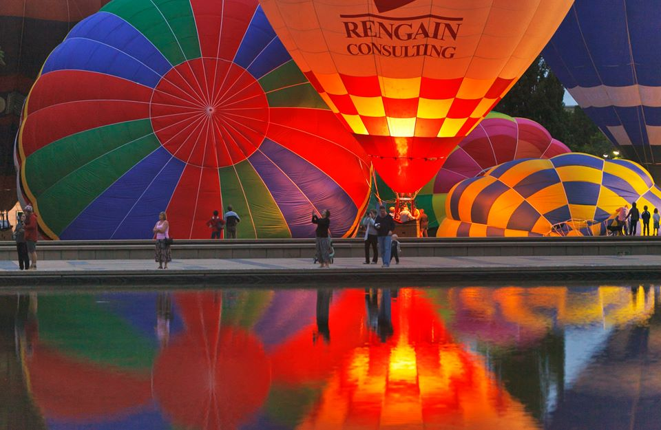 Canberra Balloon Spectacular 2016