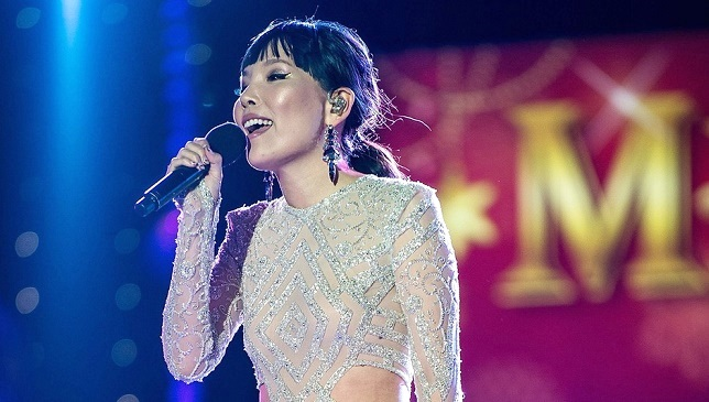 Dami Im is Australia's 2016 contestant in European music contest