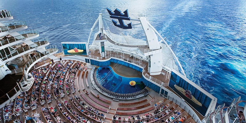 AquaTheter Oasis of the Seas at Harmony of the Seas
