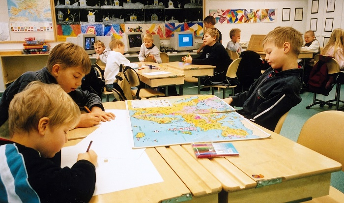 Finland ranked world's most literate nation