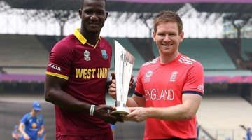 West Indies and England have both won the World T20 title once