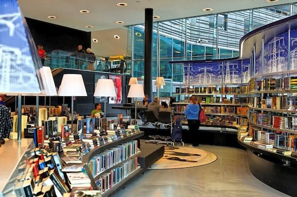 Nieuwe Bibliotheek (New Library) in Netherlands