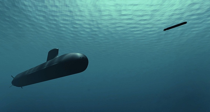 Australia Chooses French Design for Future Submarine