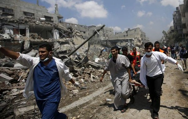 humanitarian and public health crisis in Gaza