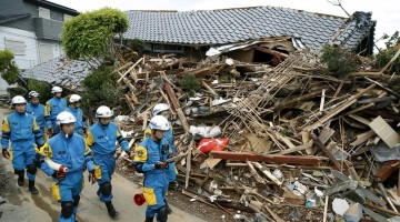 Toyota, Sony and Honda suspend production following Japan quake