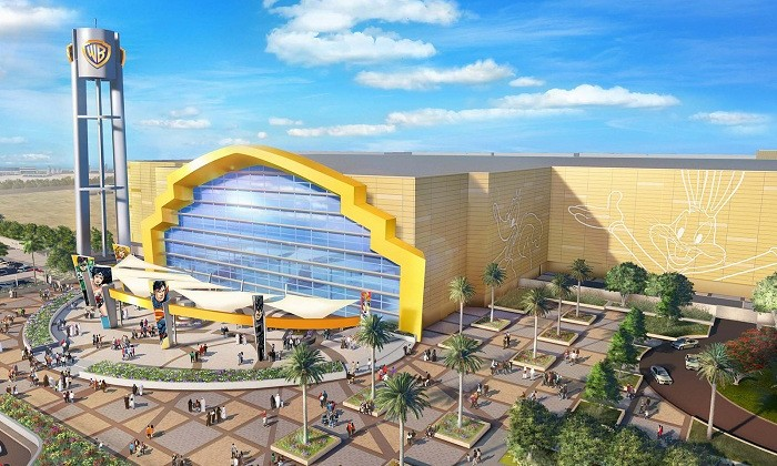 Warner Bros to open theme park in Abu Dhabi in 2018
