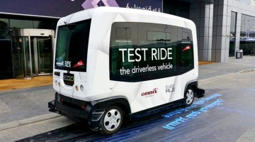 Dubai has adopted a smart self-driving transport strategy
