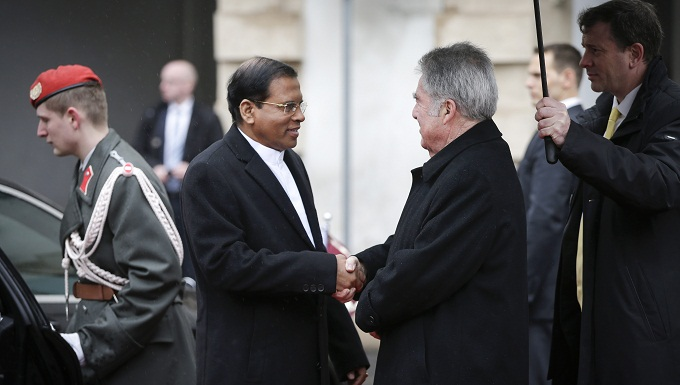 Austria, Sri Lanka to enhance economic cooperation