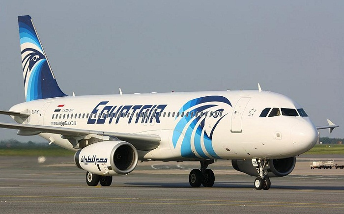 EgyptAir flight from Paris to Cairo crashes in Mediterranean