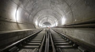Gotthard Base Tunnel, the world's longest tunnel, opens in Switzerland