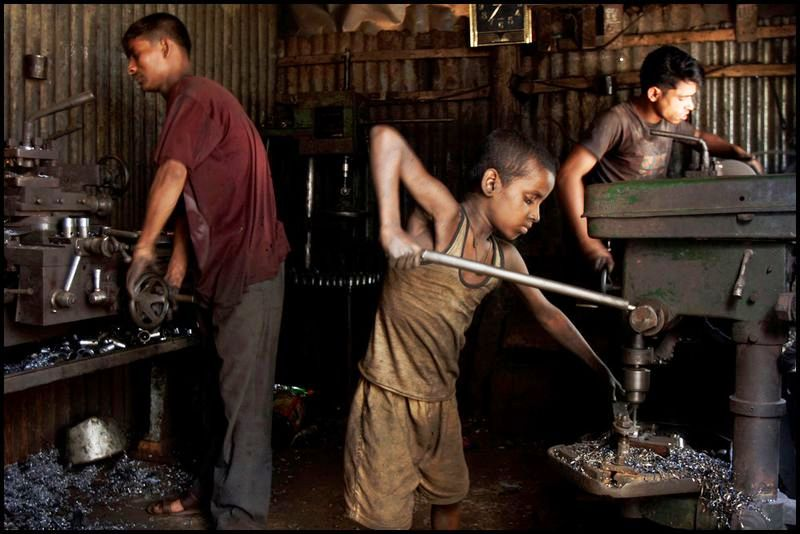 Over 18 million Indians trapped in slavery, number highest in the world, according to Global Slavery Index 2016