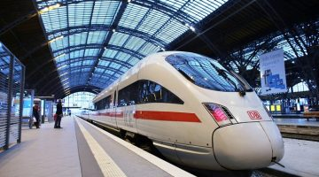 Germany to introduce driverless trains by 2020