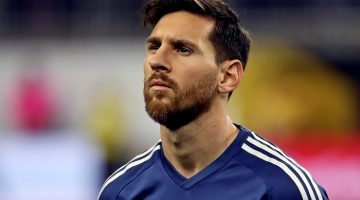 Lionel Messi retires from international football after Argentina's defeat to Chile