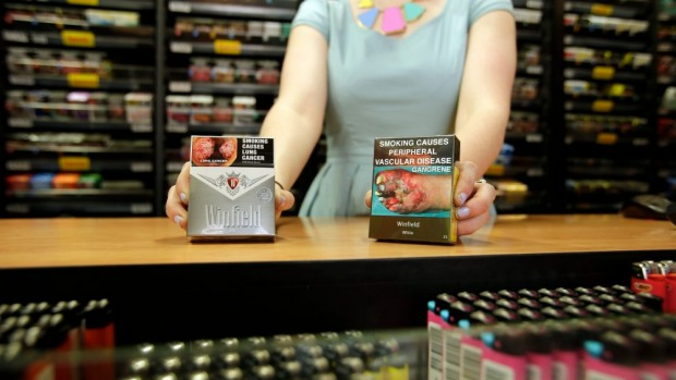 No Tobacco Day 2016: How plain packs are helping Australia's record-low smoking rates