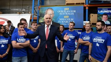 Australian election cliff-hanger leaves nation in limbo