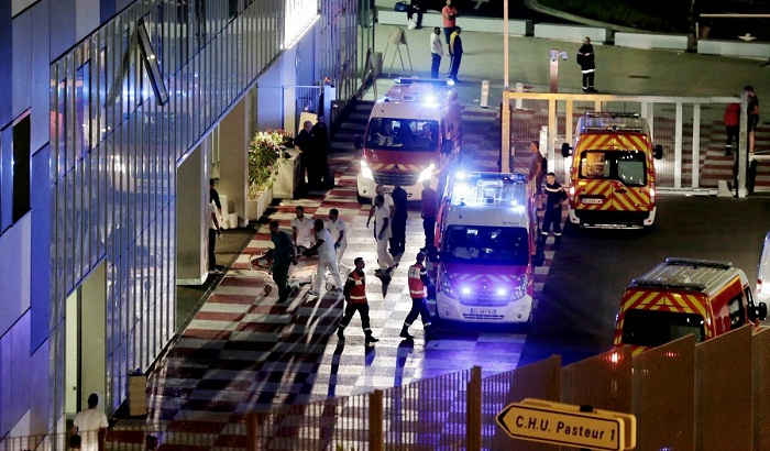 At least 84 killed in 'monstrous' terror attack on holiday crowd in Nice, France