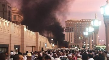 Suicide bombers hit 3 Saudi cities, including one of Islam's holiest sites