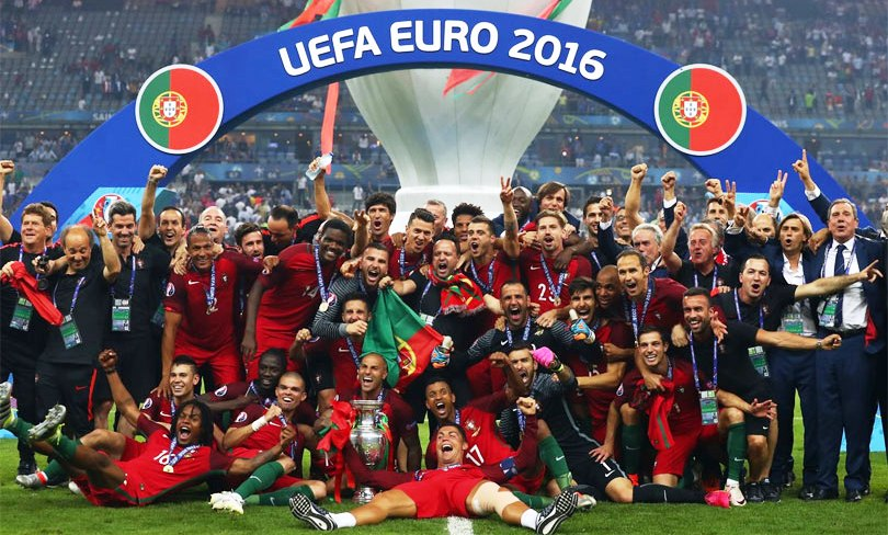 Portugal spoil France's party with extra-time win in EURO 2016