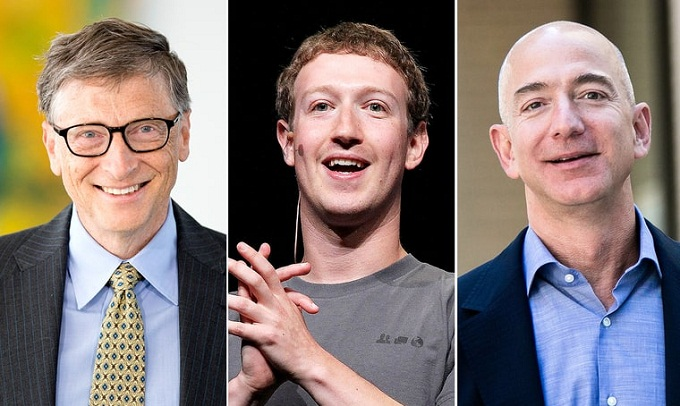 Richest Billionaires in Tech