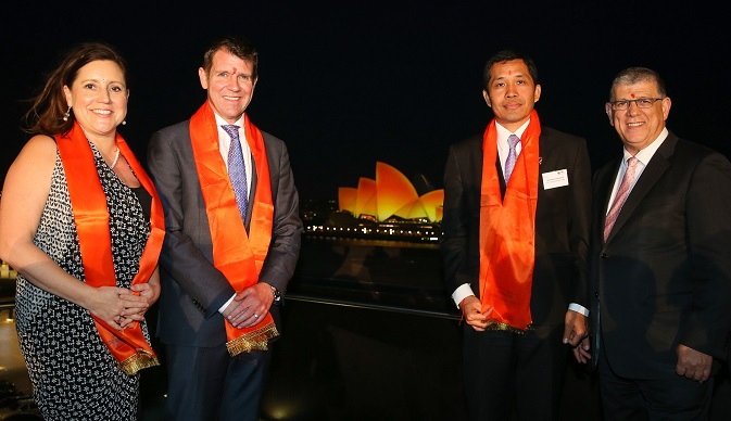 Australia's Sydney Opera House to turn gold for Diwali