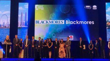 Blackmores wins 2016 Premier's NSW Export Award