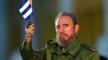 Facts about Cuban revolutionary icon Fidel Castro