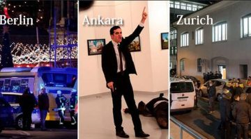 Triple attack leave several killed in Turkey, Germany and Switzerland