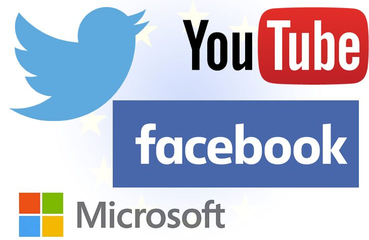 Facebook, Microsoft, Twitter and YouTube collaborate to fight terrorist propaganda