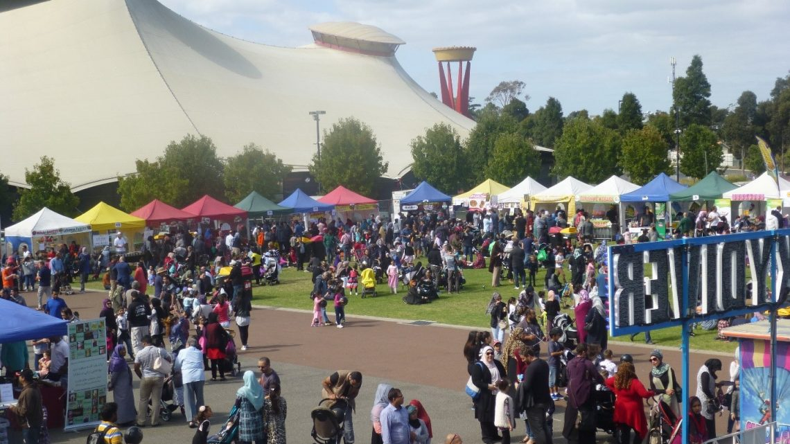 Halal Expo Australia 2016 at Melbourne Showground