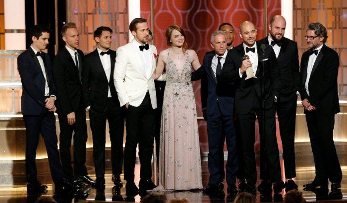 Golden Globes 2017 award winners