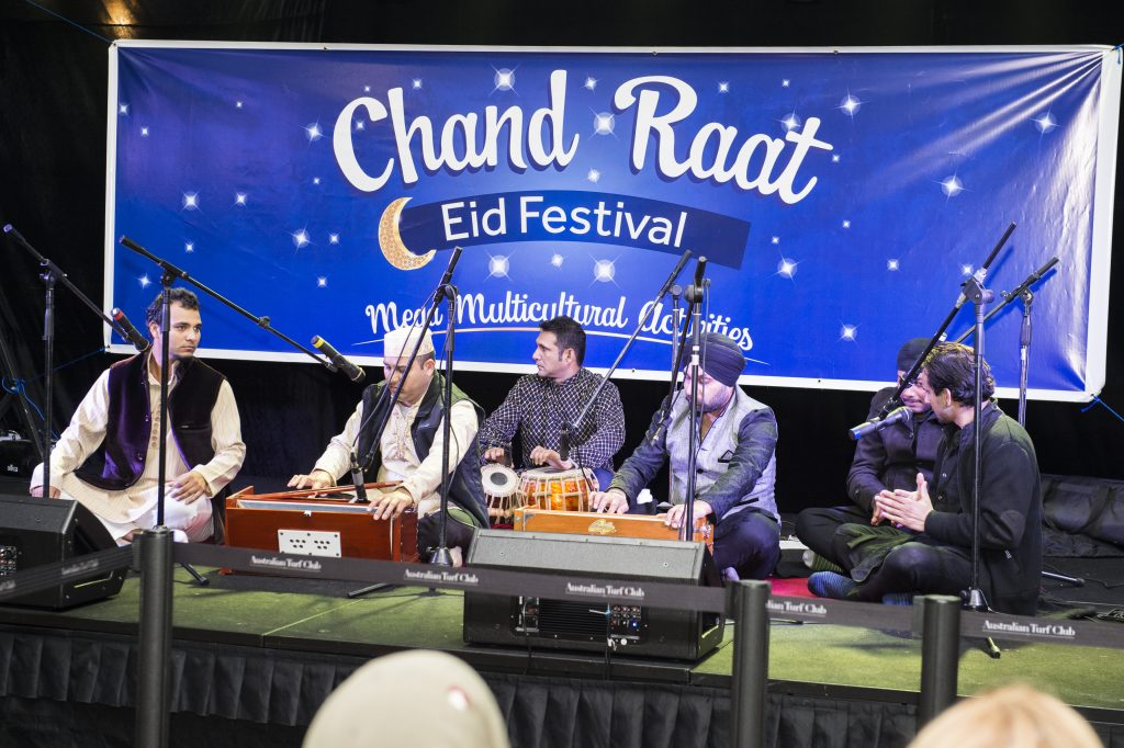CREF 2016 Sydney - A sofi Qawwali Performance by local Qawwali Group